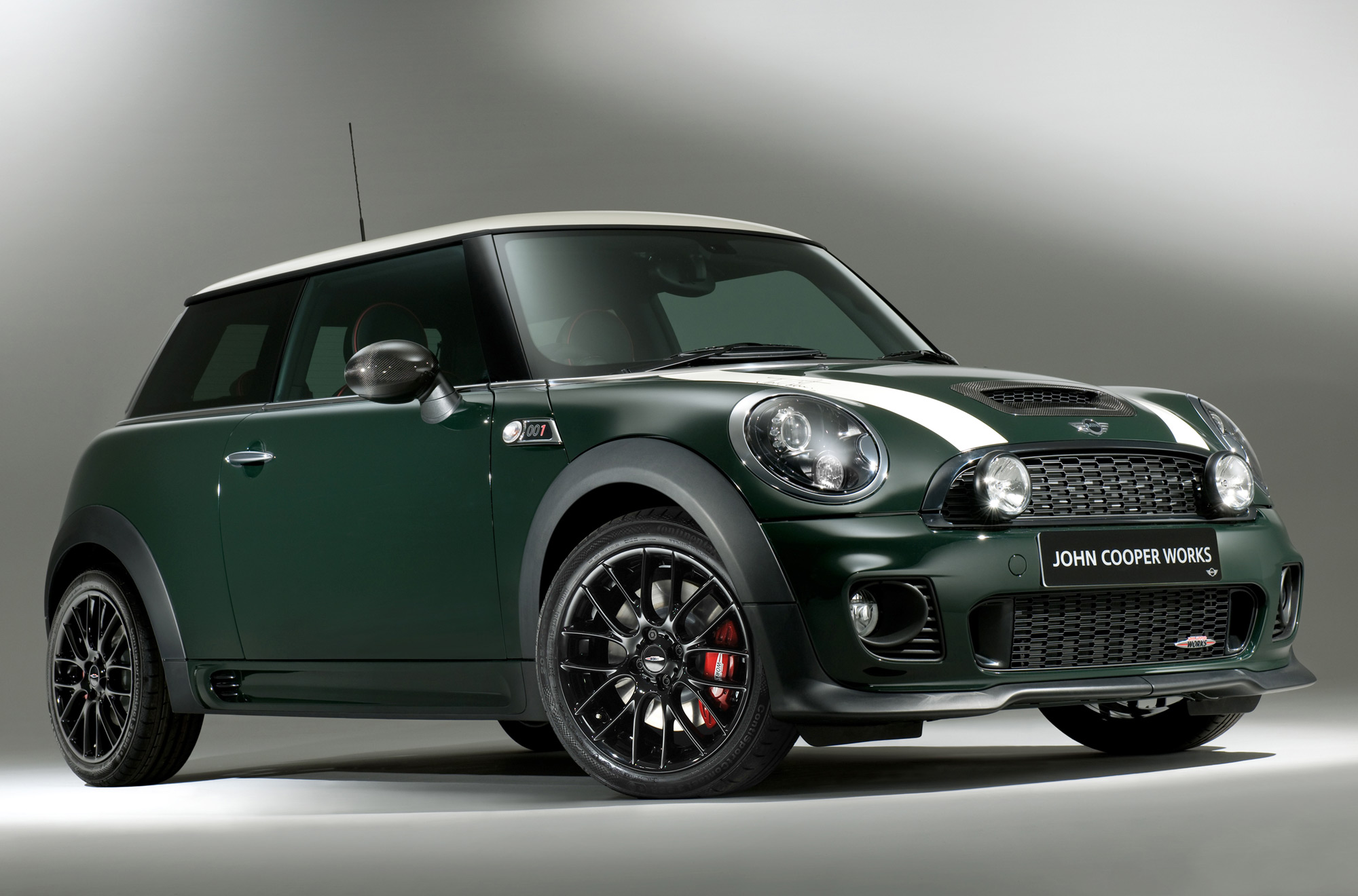 mini john cooper works world championship 50. Black Bedroom Furniture Sets. Home Design Ideas