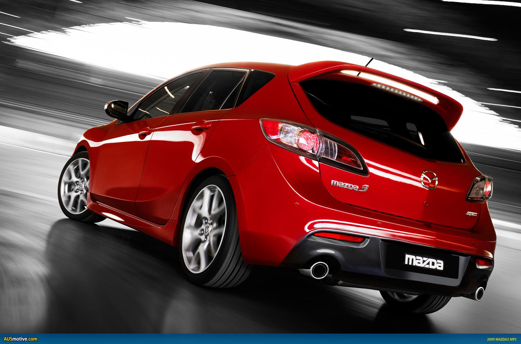 Mazda3 Mps Scoops Geneva