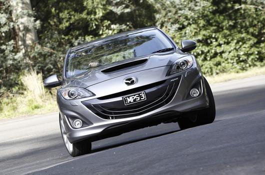 2009 Mazda3 MPS