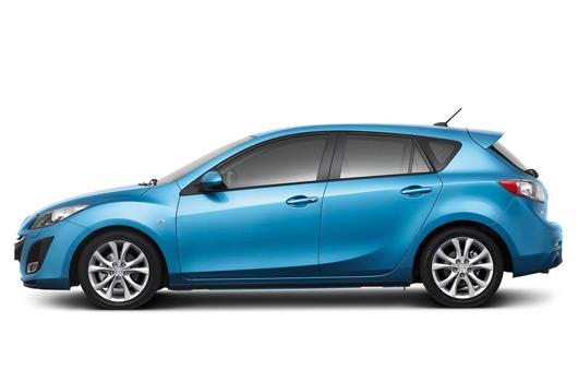 New Mazda3