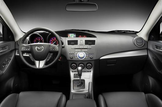 2009 Mazda3 sedan
