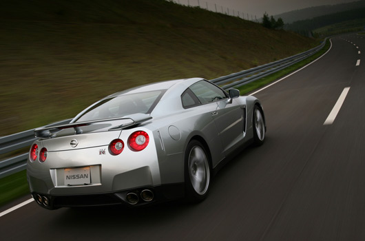 R35 Nissan GT-R
