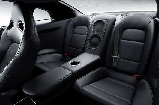R35 Nissan GT-R