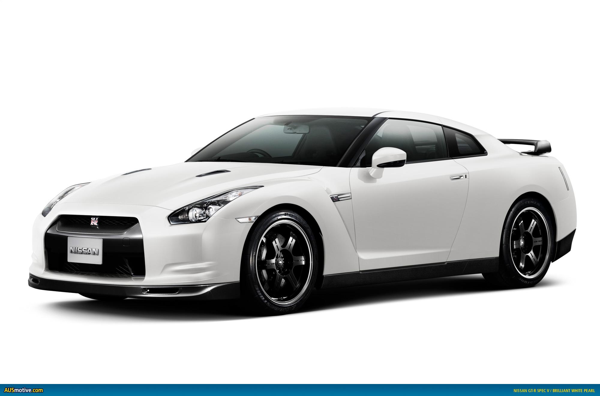 AUSmotive Nissan GT R Spec V details announced