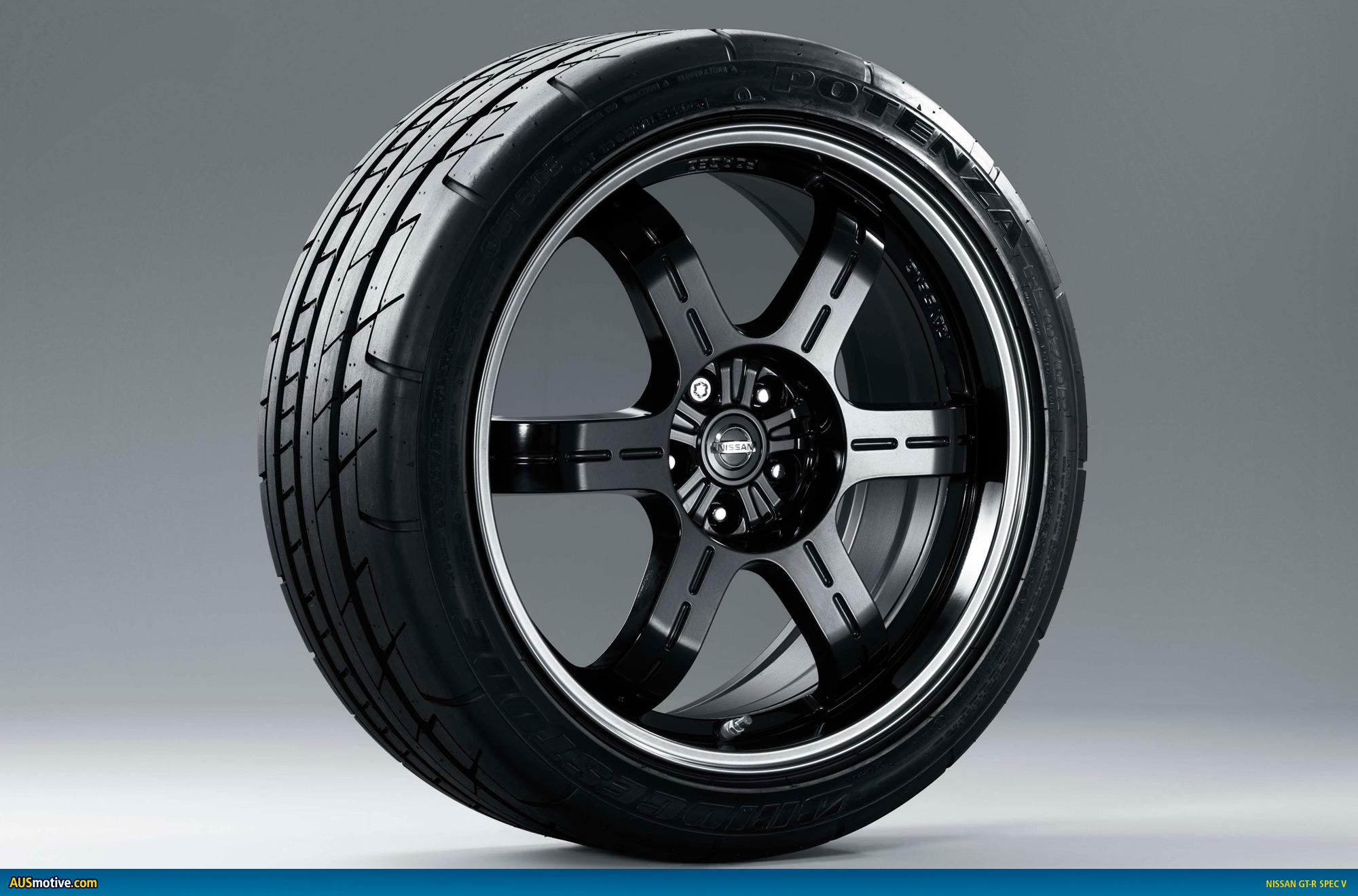 Ausmotive Com 187 Nissan Gt R Spec V Details Announced