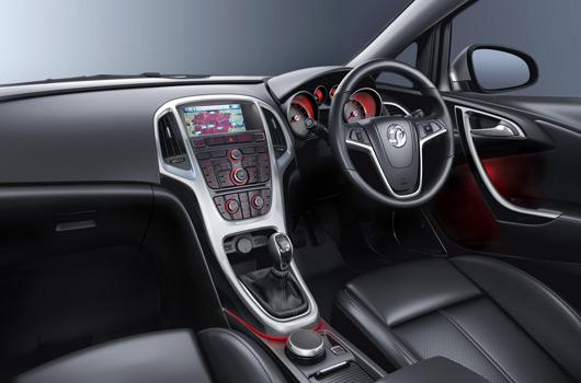 2010 Vauxhall/Opel Astra