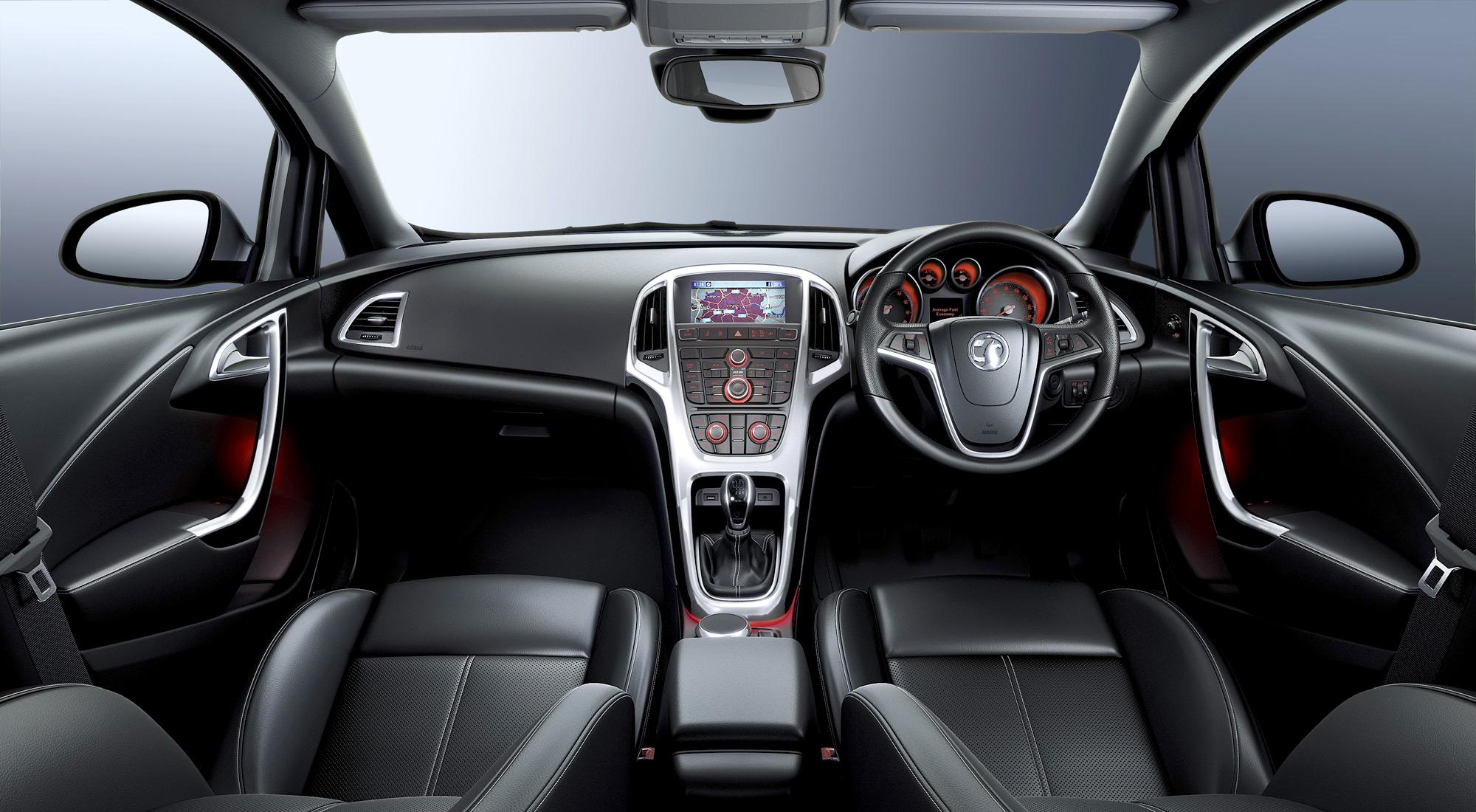 Ausmotive Com 187 Inside Vauxhall S New Astra