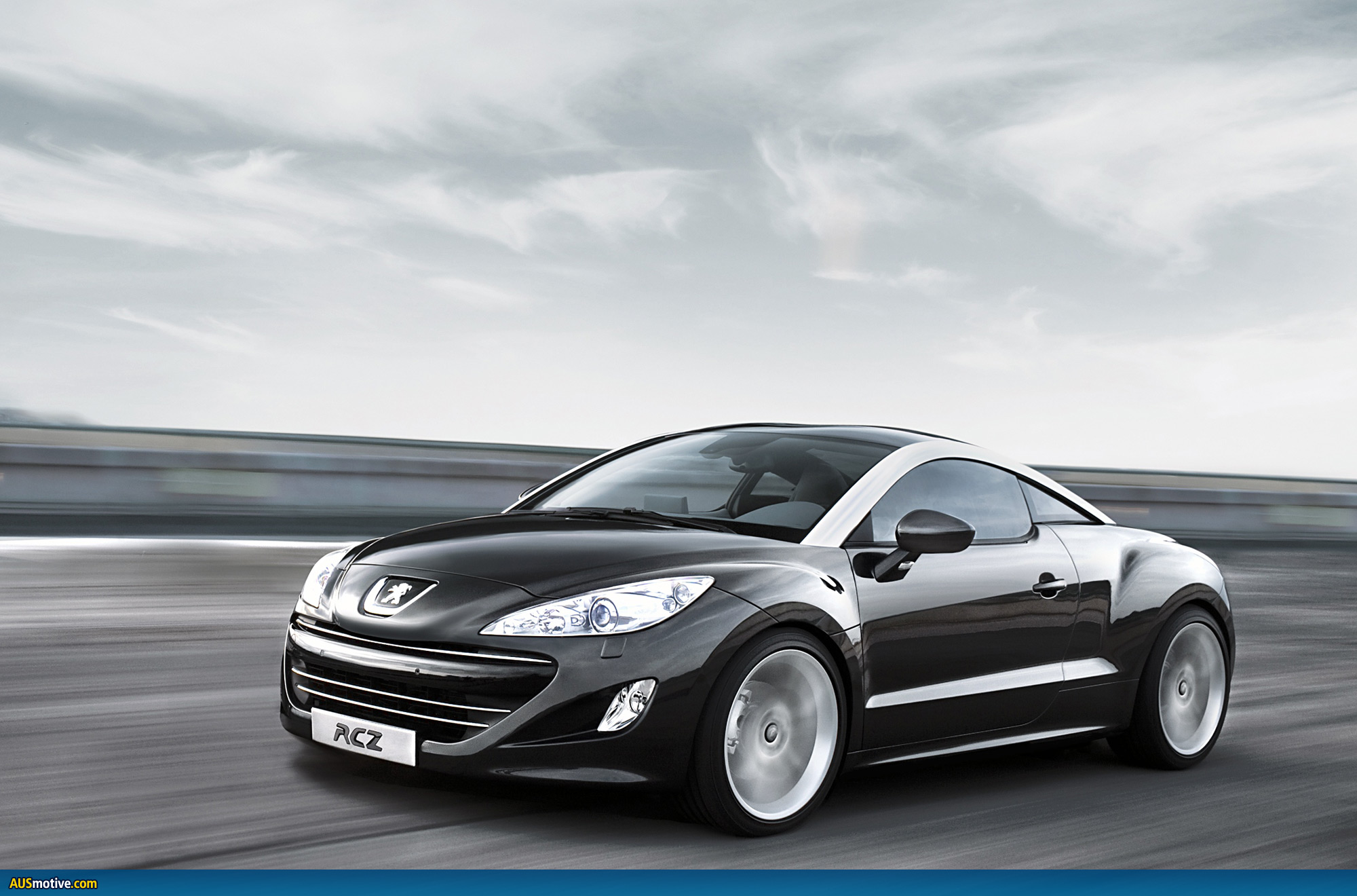 peugeot rcz it s like an audi tt but french. Black Bedroom Furniture Sets. Home Design Ideas