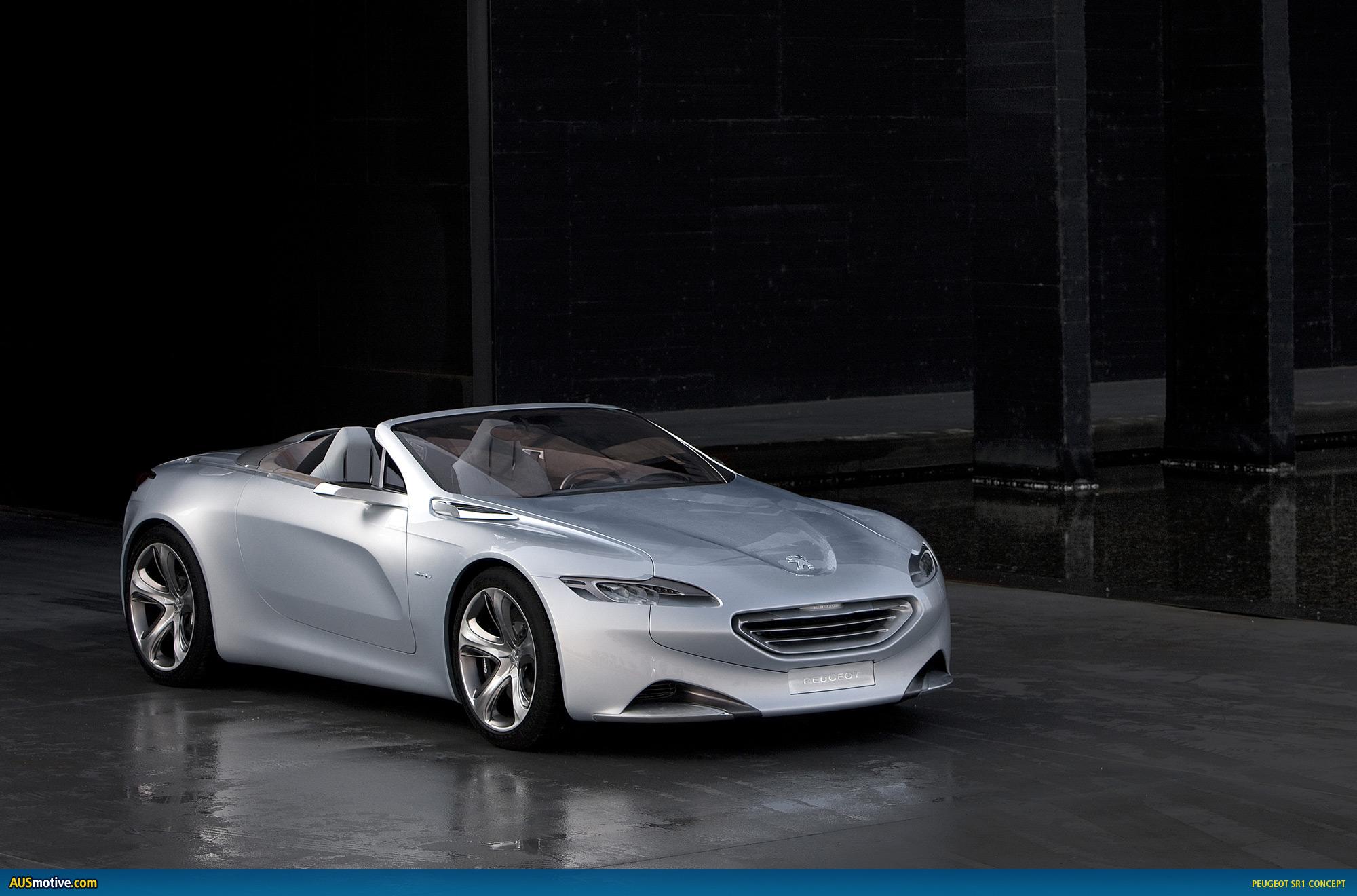 Peugeot SR1 Images
