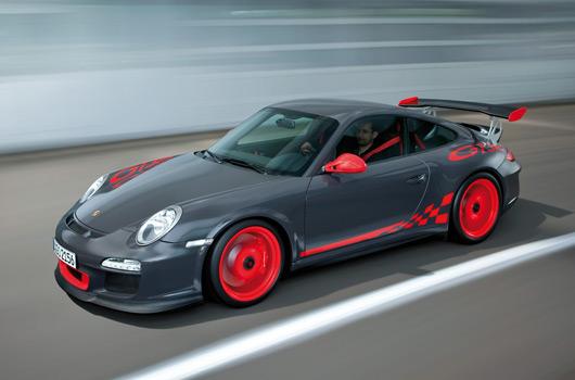 2010 Porsche 911 GT3 RS
