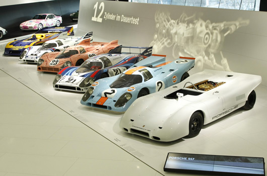 Porsche 917 - turns 40 in 2009