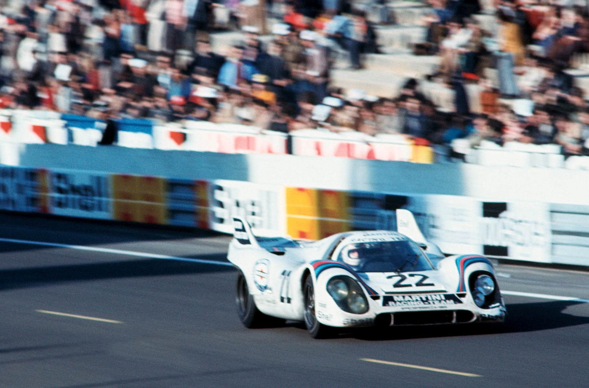 Porsche 917 turns 40 in 2009