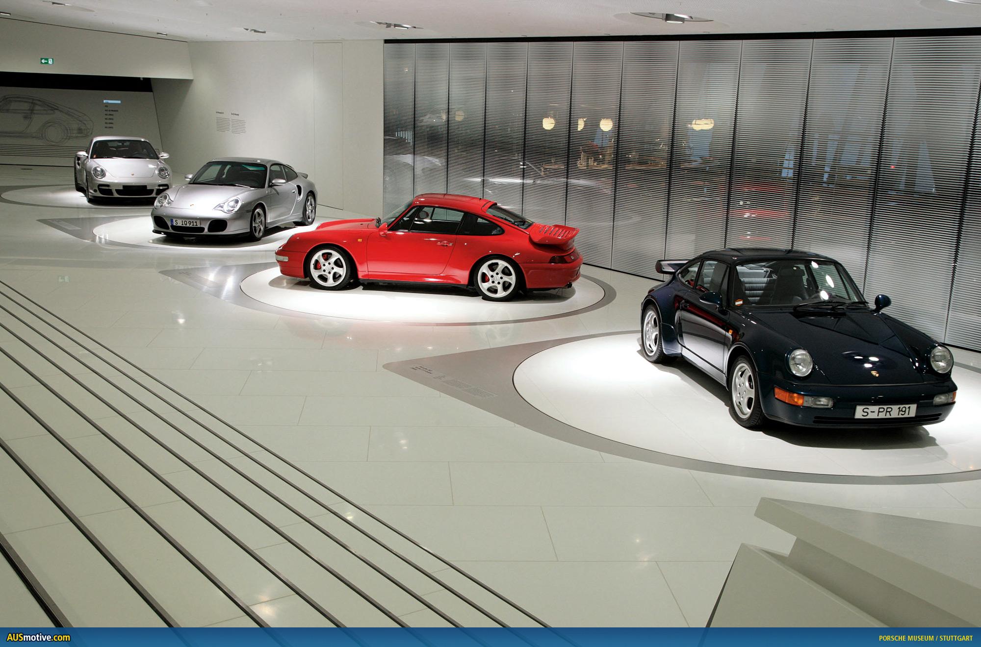Ausmotive Com 187 Porsche Opens New Museum In Stuttgart