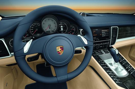 Porsche Panamera Space Concept
