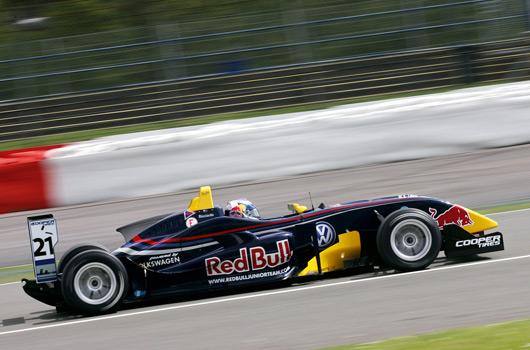 Daniel Ricciardo - 2009 British F3 champion