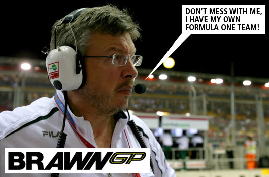 Ross Brawn buys Honda Racing F1 Team