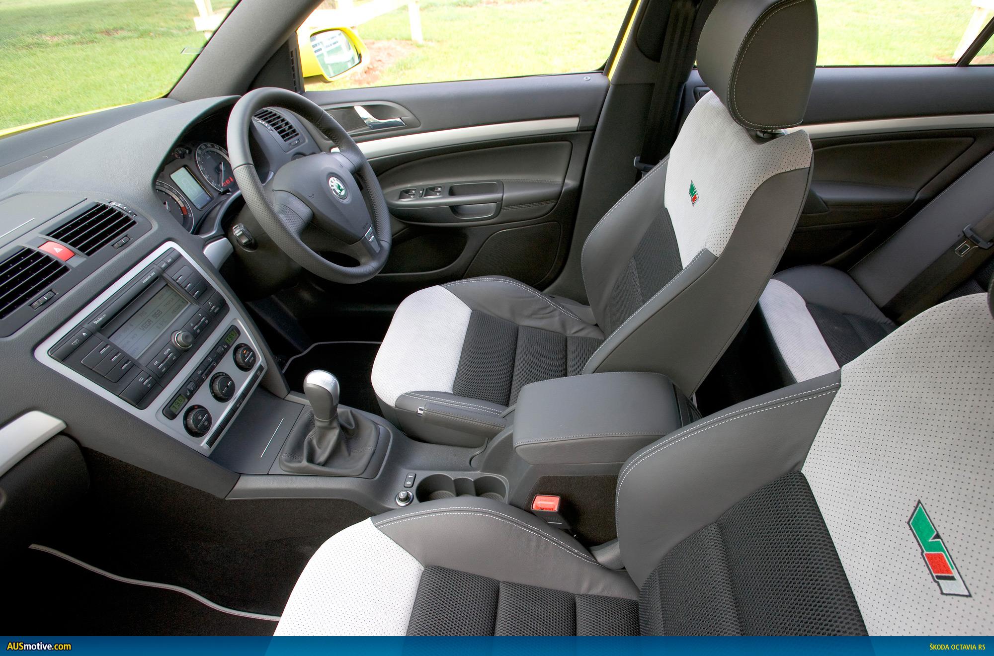 Ausmotive Com 187 Drive Thru Skoda Octavia Rs