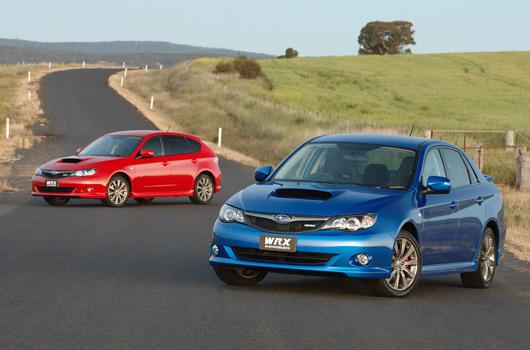 Subaru Australia sells WRX number 30,000