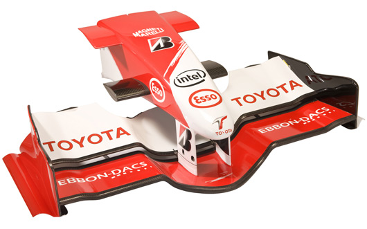 Toyota F1 parts for sale