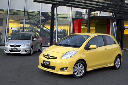 Toyota Yaris will increase in price by as much as $800