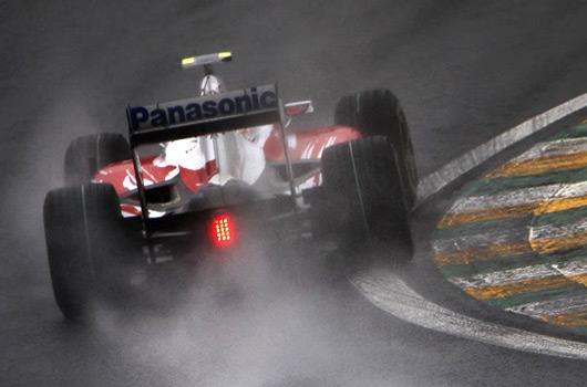Toyota quits F1