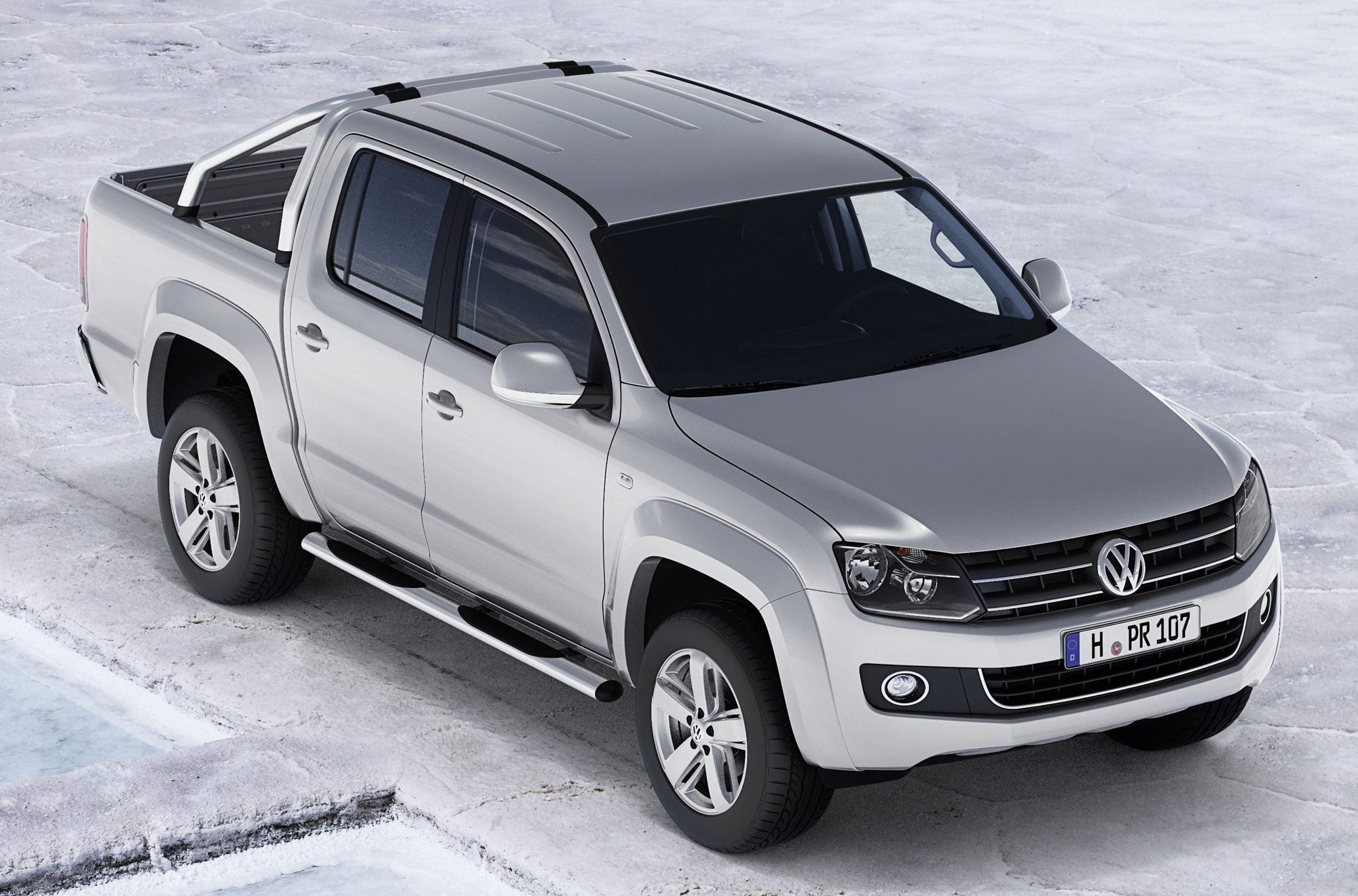 volkswagen amarok picks up international award. Black Bedroom Furniture Sets. Home Design Ideas