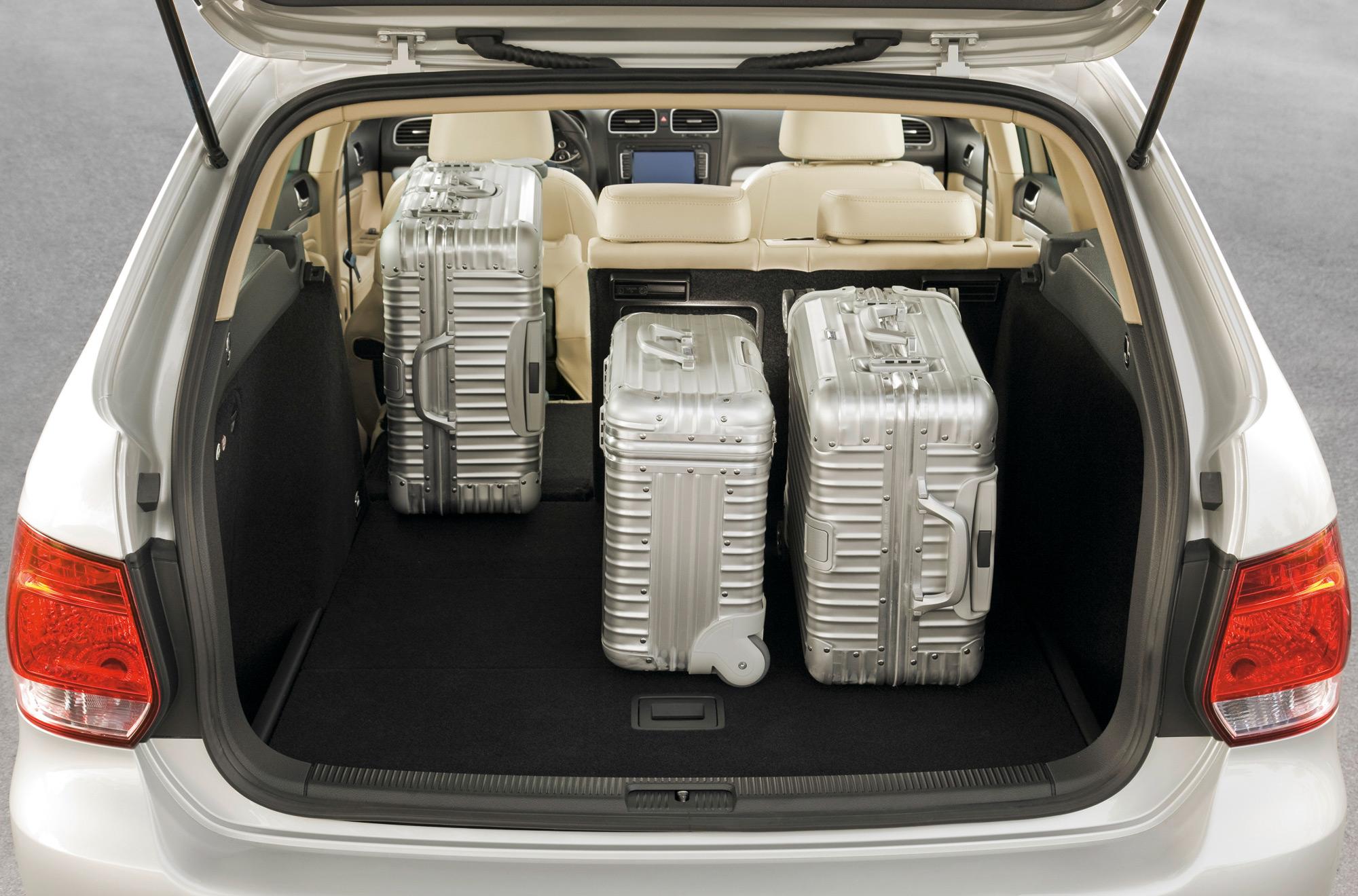 Ausmotive Com 187 Volkswagen S Golf Joins Estate Bandwagon