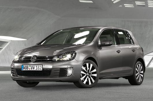 2009 Volkswagen Golf GTD