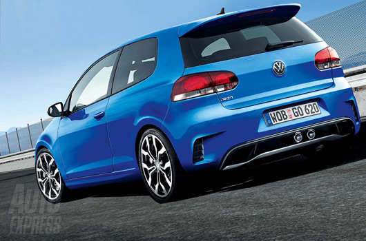 Is this the new Golf R20?