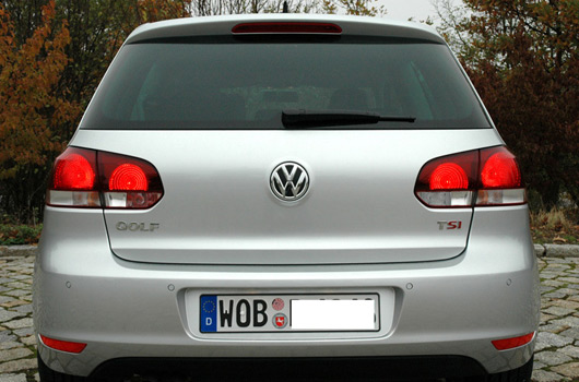 Golf VI 1.4 TSI with DSG