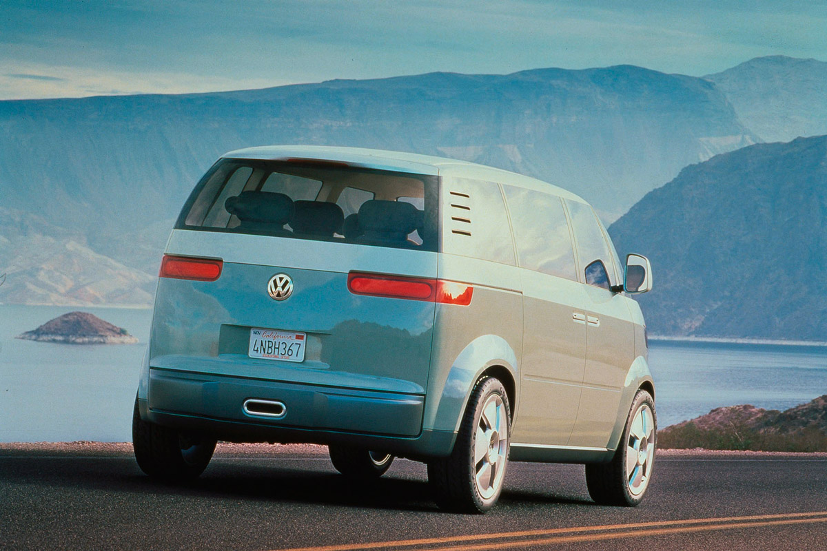 AUSmotive.com » Volkswagen's Microbus back from the dead?