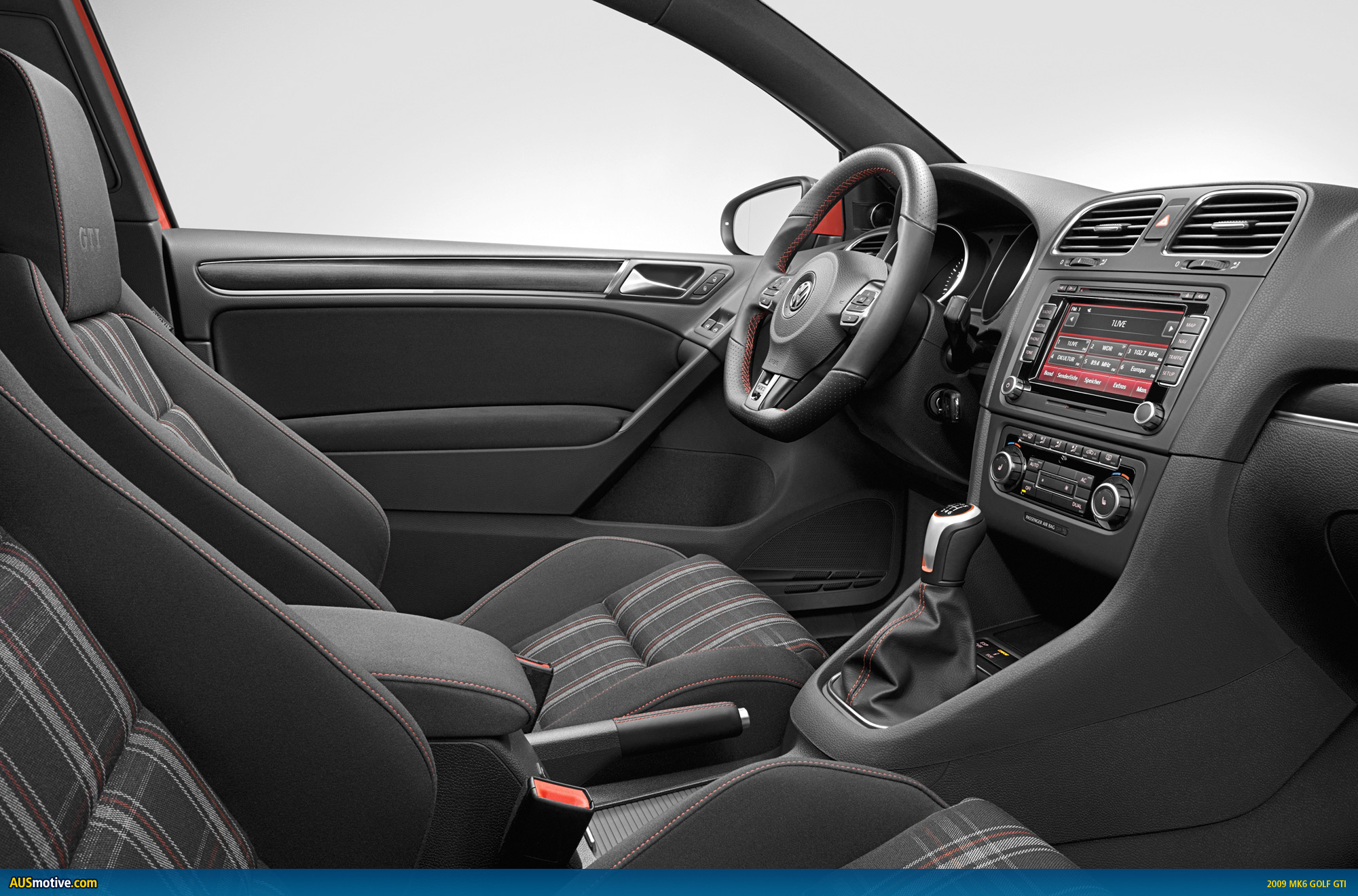 2009 mk6 golf gti image gallery for Golf 6 gti interieur