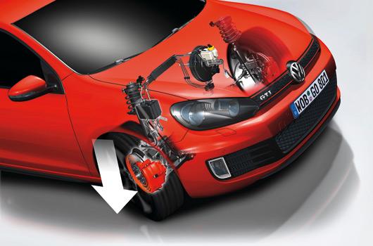 Volkswagen Golf GTI - XDL