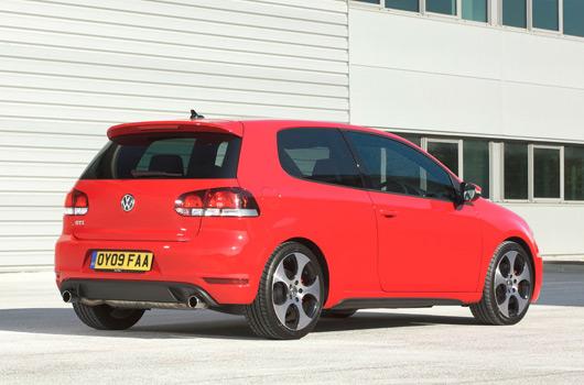 Volkswagen Golf VI GTI