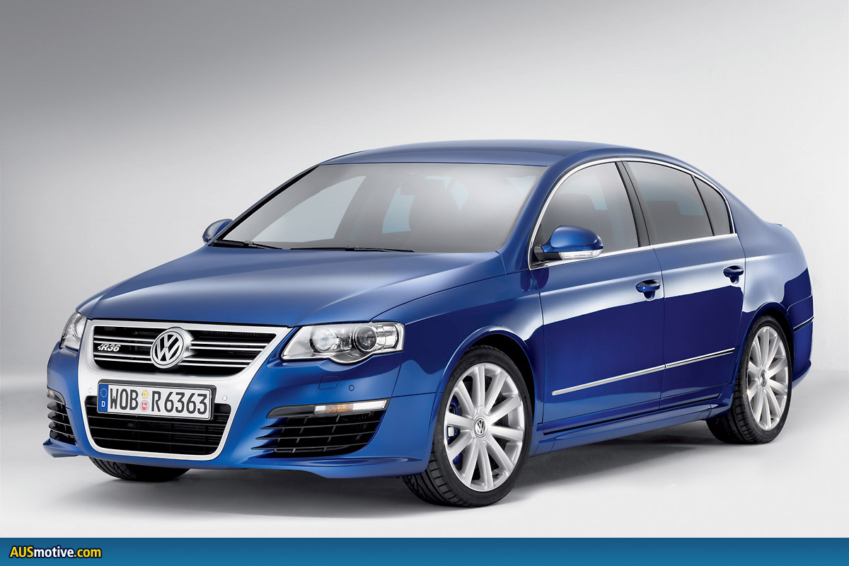 volkswagen passat r36 now in australian showrooms. Black Bedroom Furniture Sets. Home Design Ideas