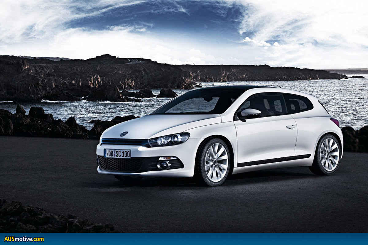all new volkswagen scirocco gt24 revealed. Black Bedroom Furniture Sets. Home Design Ideas