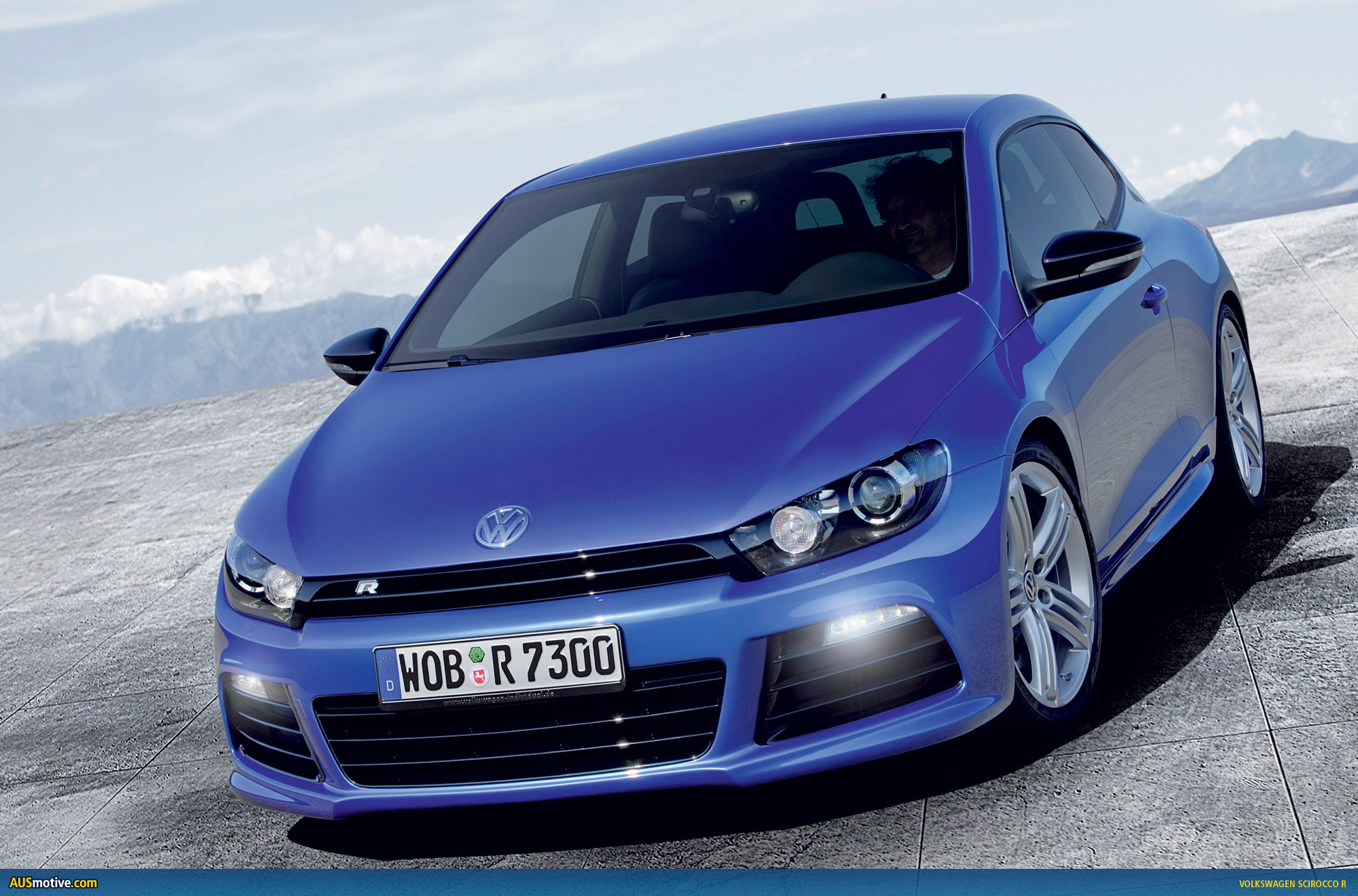 volkswagen scirocco r official details. Black Bedroom Furniture Sets. Home Design Ideas