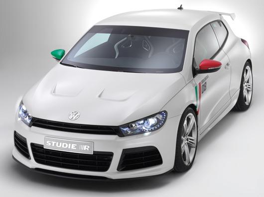 Volkswagen Scirocco Studie R
