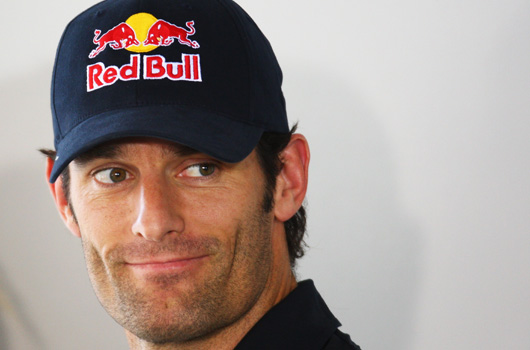 Webber re-signs with Red Bull Racing for 2010