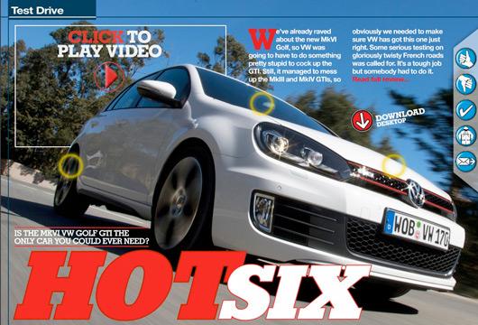 iMOTOR reviews Golf GTI