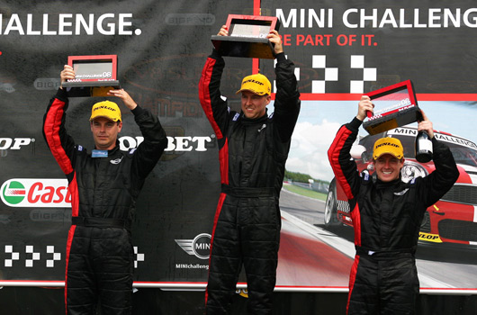 MINI CHALLENGE - DecoRug Racing