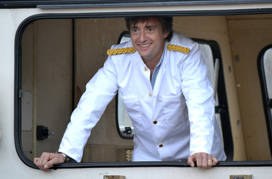 Richard Hammond, Top Gear