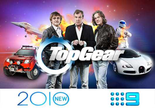 Top Gear coming to Channel Nine