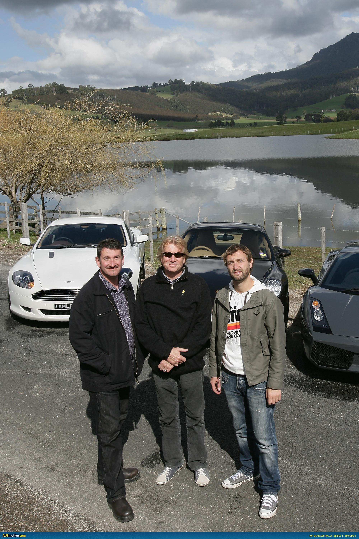 Top Gear Australia Special