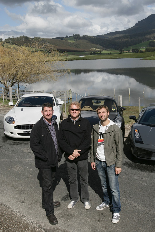 Top Gear Australia - Series 1, Episode 8