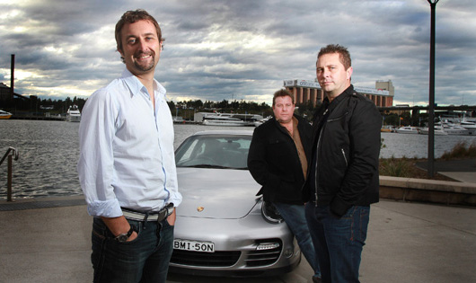 Top Gear Australia cast, 2010