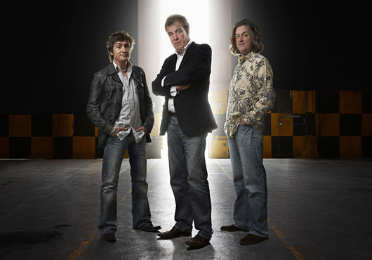 Top Gear cast