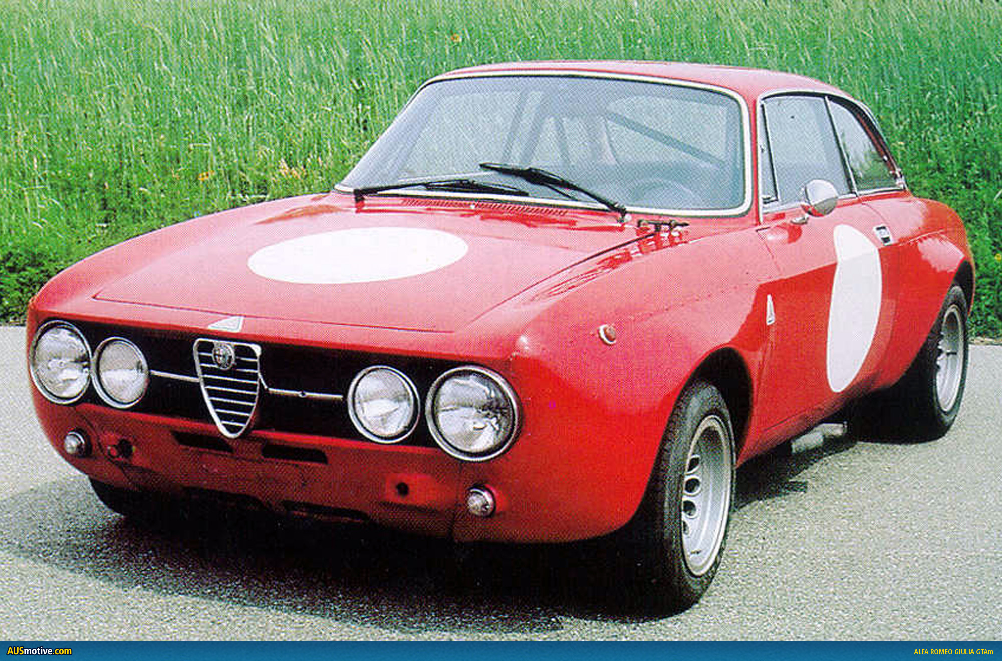 AUSmotive.com » Alfa Romeo Giulia GTAm voted fan favourite