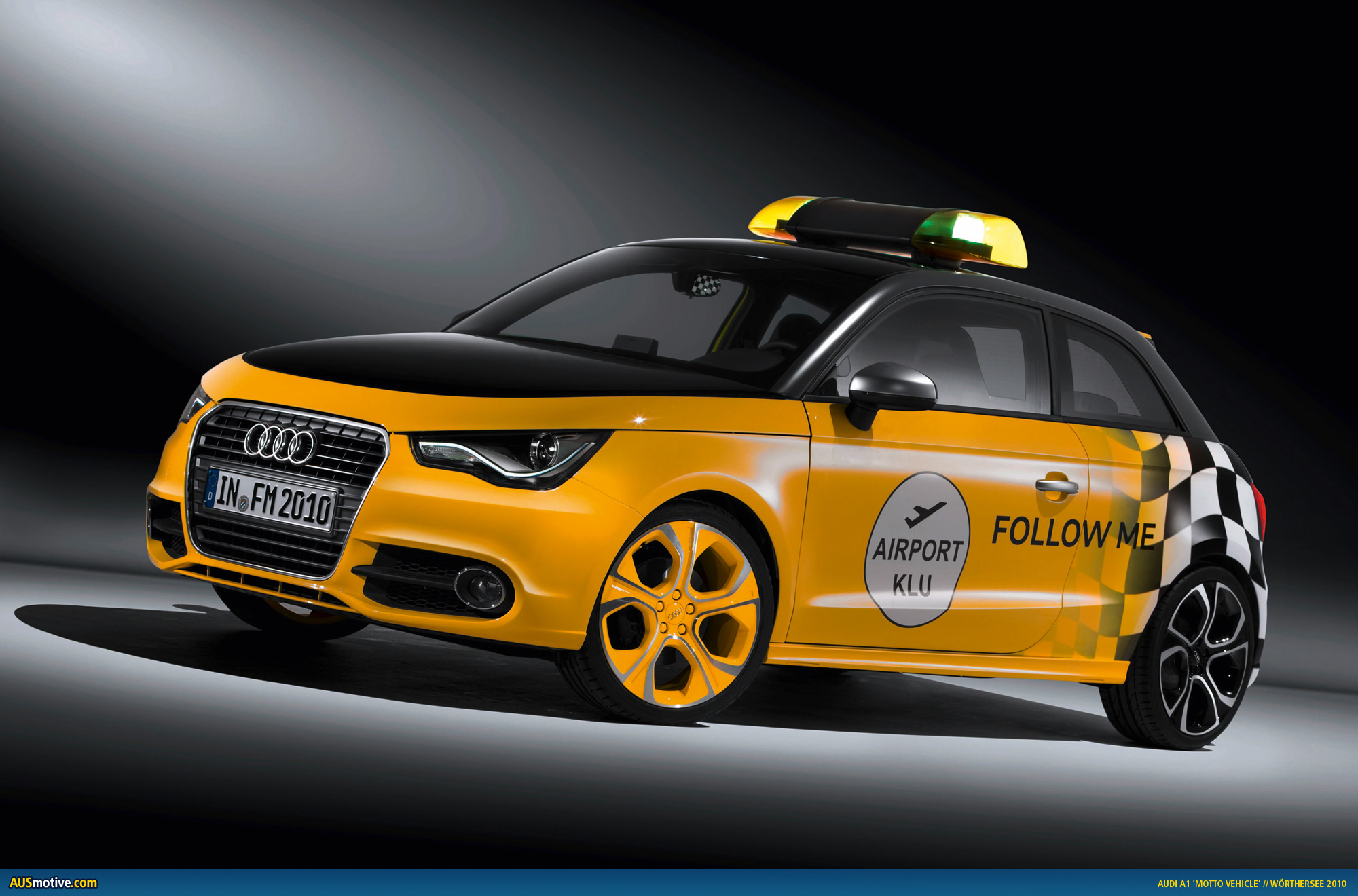 Audi a1 motto vehicles to debut at for A1 car garage