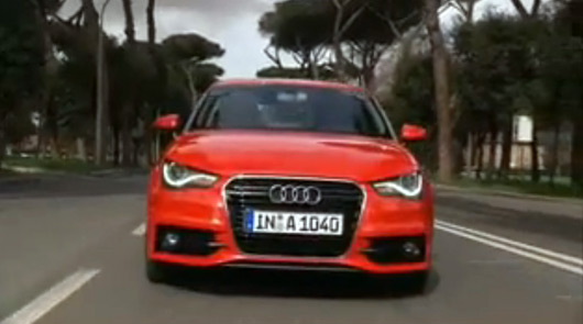 Audi A1 S Line Pictures. Audi A1 video teaser